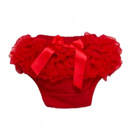 Diaper Covers - Red
