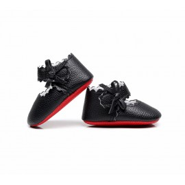 Mary Jane Red Bottom Collection - Black