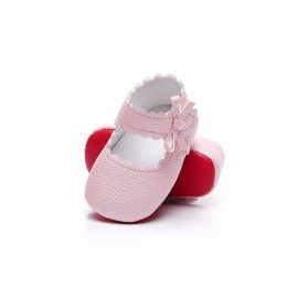 Mary Jane Red Bottom Collection - Pink