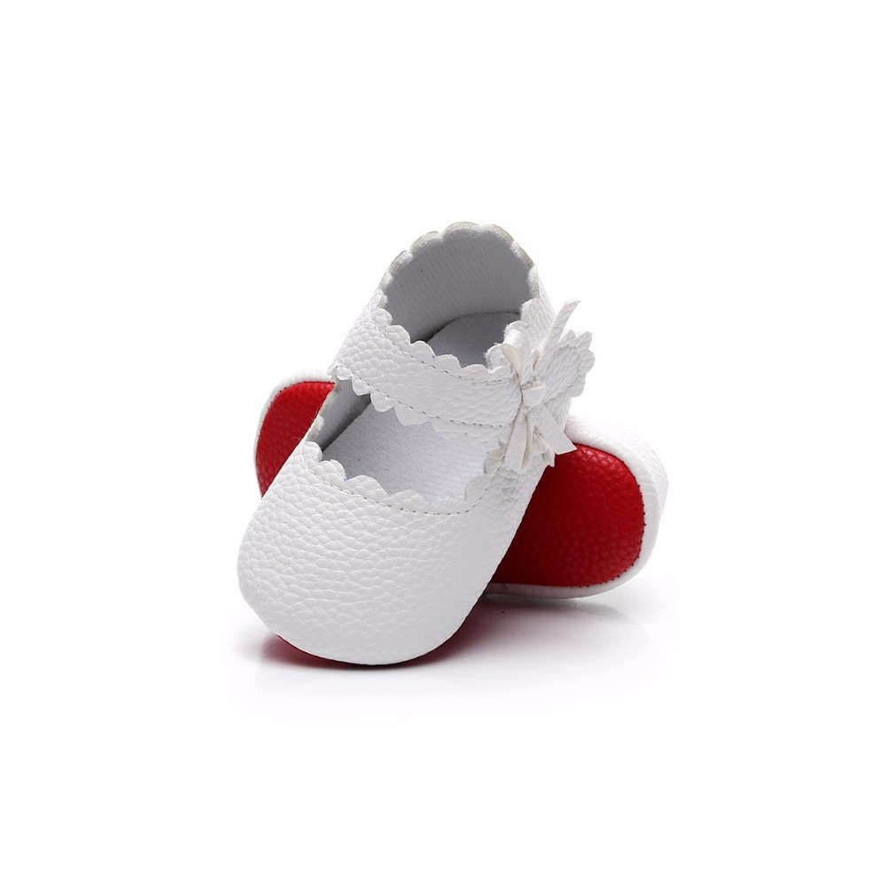 38047c0f650 Mary Jane Red Bottom Collection - White