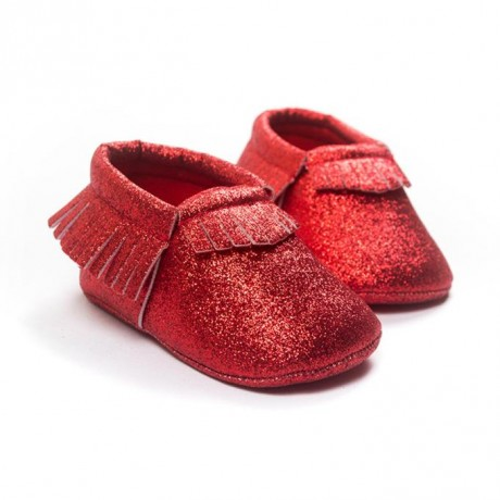 Shimmer Collection - Red