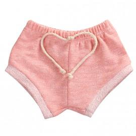Casual Summer Shorts - Pink