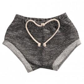 Casual Summer Shorts - Gray