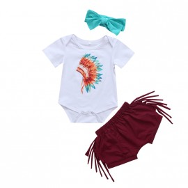 Cheyenne Outfit with Headband