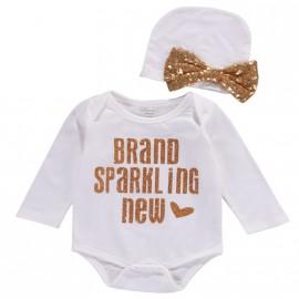 Brand Sparkling New - Gold