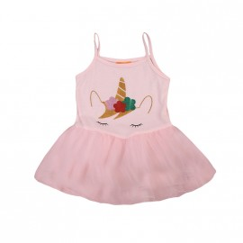 Unicorn Tank Top with Skirt