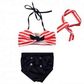 Red, White and Blue Baby-Kini